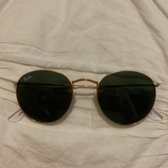 Ray-Ban Accessories - Ray ban round sunglasses